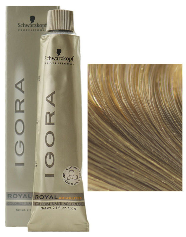 89f5564905 SCHWARZKOPF PROFESSIONAL IGORA ROYAL ABSOLUTES HAIR COLOR 7-05 Medium  Blonde Natural Gold 60mL - Beauty Salon Hairdressing Equipment & Supplies
