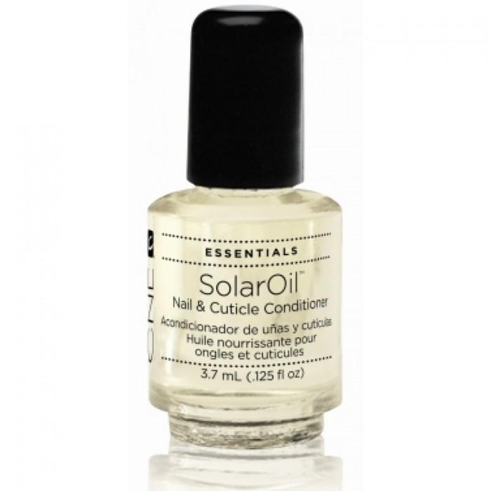 Cnd Creative Nail Design Solar Oil 37ml 0125 Oz X 3 Pack