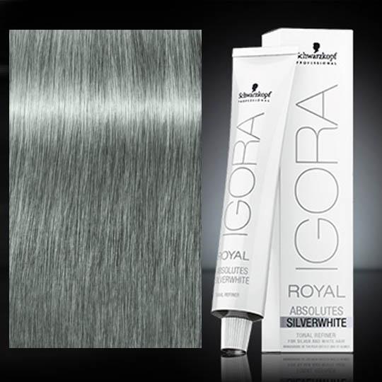 2e4a704ff3 Igora Royal Absolutes Silver White Dove Grey 60mL - Beauty Salon ...