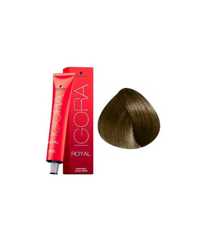 Schwarzkopf Professional Igora Royal Hair Color 7 0 Medium Blonde