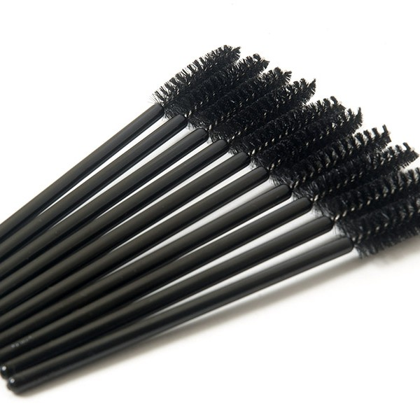Disposable Mascara Wands Black Pack of 100