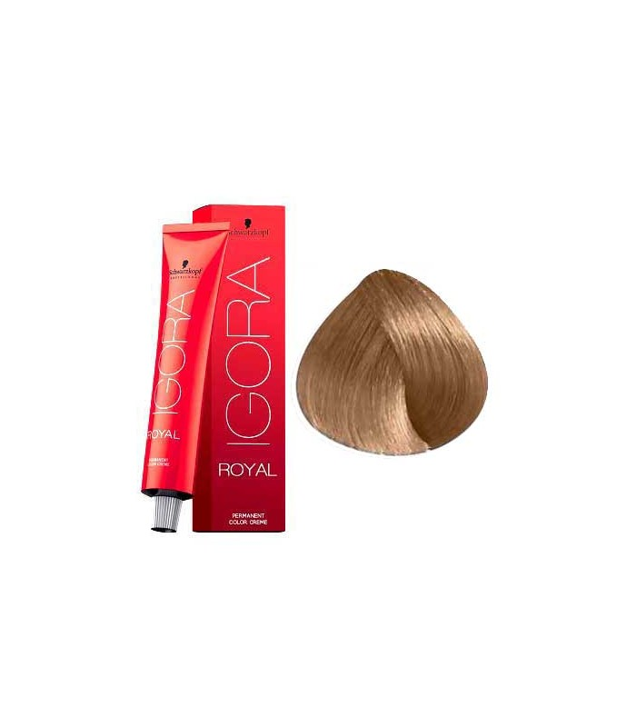 791737c841 SCHWARZKOPF PROFESSIONAL IGORA ROYAL HAIR COLOR 9-00 Extra Light Blonde  Natural Extra 60g