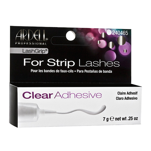 Ardell LashGrip Adhesive for Strip Lashes (Clear) 7g