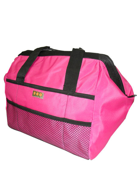 UFO Bone Bag Tool Tote Hot Pink