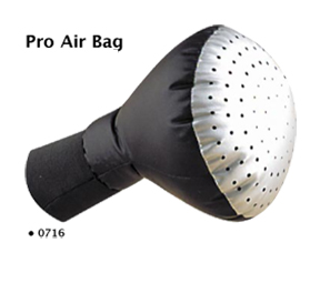 0716-Pro Air Bag Diffuser to fit any Dryer