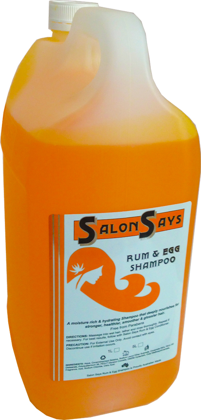 Salon Says Mango Shampoo 5 Litres