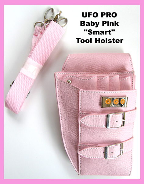 "UFO Pro Baby Pink ""SMART"" Tool Holster"