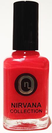 NCNP160-Nirvana Collection Nail Polish 14ml-Creme Tangerine (160)