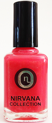 NCNP161-Nirvana Collection Nail Polish 14ml-Punchy Poinsettia (161)