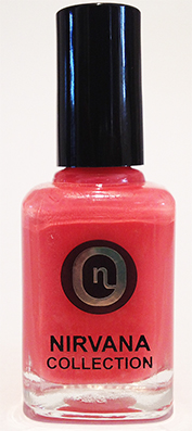 NCNP166-Nirvana Collection Nail Polish 14ml-Key West Coral (166)