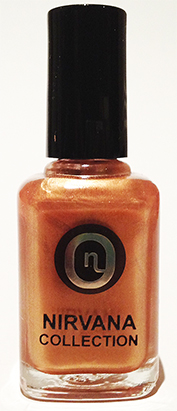 NCNP255-Nirvana Collection Nail Polish 14ml-Bronzai (255)