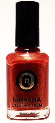 NCNP269-Nirvana Collection Nail Polish 14ml-Too Brassy (269)