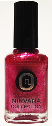 NCNP284-Nirvana Collection Nail Polish 14ml-Ruby Foil (284)