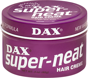 Dax Super Neat Hair Wax 3.5Oz (99gm)
