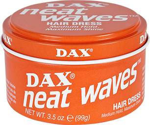 Dax Neat Waves Hair Wax 3.5Oz (99gm)