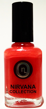 NCNP8-Nirvana Collection Nail Polish 14ml-Orange Sherbet (8)