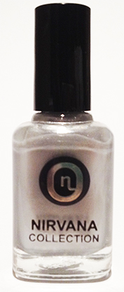 NCNP152-Nirvana Collection Nail Polish 14ml-Silver Cloud (152)