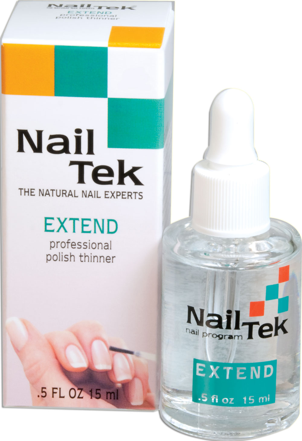 Nail Tek Extend 1/2oz-Professional Polish Thinner