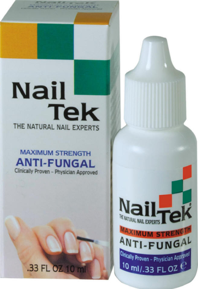 Nail Tek Anti-Fungal .33oz-Clinically Proven To Combat Fungus. Doctor Approved.