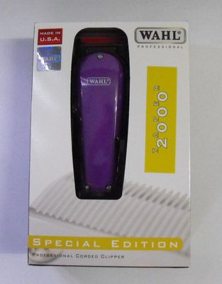Wahl Taper 2000 Clipper-Purple
