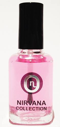 Nirvana Nail Treatments-Wet Glaze Top Coat-14ml