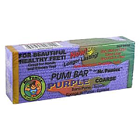 Mr. Pumice Coarse Purple Pumi Bar