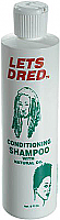 Lets Dred Conditioning Shampoo with Natural Oils 8oz