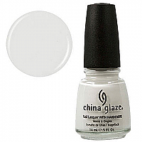 China Glaze White On White 14mL