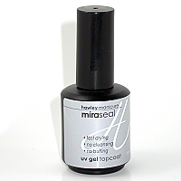 Hawley Miraseal Gel Top Coat 15ml