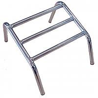 Foot Rest - 3 Bar Chrome