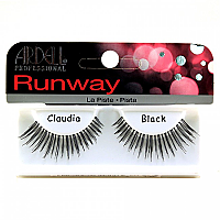 Ardell Professional Runway Lashes - Claudia Black 1 Pair