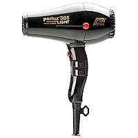 Parlux 385 Power Light Ionic and Ceramic Black Hair Dryer