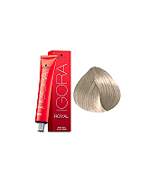 SCHWARZKOPF PROFESSIONAL IGORA ROYAL HAIR COLOR 9-1 Extra Light Blonde Cendre 60mL