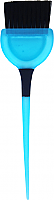 Impresso Rubber Grip Large Tint Brush-Transluscent Colours-Blue