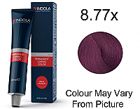Indola Profession- 8.77x Light Blonde Extra Violet 60g