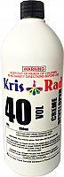 Kris n Rad Creme Peroxide Developer 990ml 40 Vol - Made in Australia