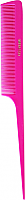 "Impresso Neon Rat Tail Comb 8.5""-Hot Pink"