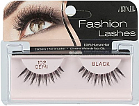 Ardell Fashion Lashes 1-pr. Black Demi 102