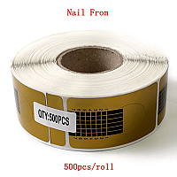 4009A 500 Roll Nail Forms Large