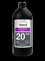 Wavol Violet Crème Peroxide Developer 20 VOL 990mL