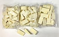Cosmetic Applicator Sponges Latex Free Foam Wedges 30Pk x 3
