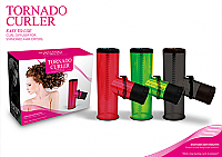 Tornado Curler-An Easy to Use Hair Curl Diffuser for Standard Hair Dryers