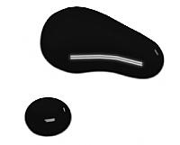 Hawley Gelique Gel Polish-15ml-Black Pearl