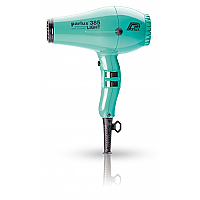 PARLUX 385 POWER LIGHT IONIC AND CERAMIC AQUAMARINE HAIRDRYER