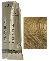 SCHWARZKOPF PROFESSIONAL IGORA ROYAL ABSOLUTES HAIR COLOR 9-05 Extra Light Blonde Natural Gold 60mL