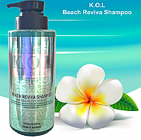 K.O.L Kiss Of Life Beach Reviva Shampoo with Sea Kelp Extract 1000mL