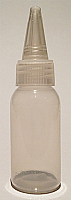 Pack of 36 x 30ml Natural Squeezer Bottle with Natural Dispensing Sprout