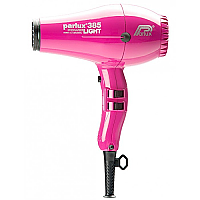 PARLUX 385 POWER LIGHT IONIC AND CERAMIC FUSCHIA HAIRDRYER