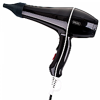 Wahl Super Dry Black
