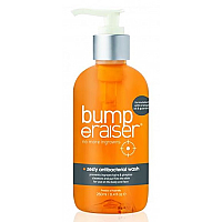CARONLAB BUMP ERAISER ZESTY ANTIBACTERIAL WASH 250ML